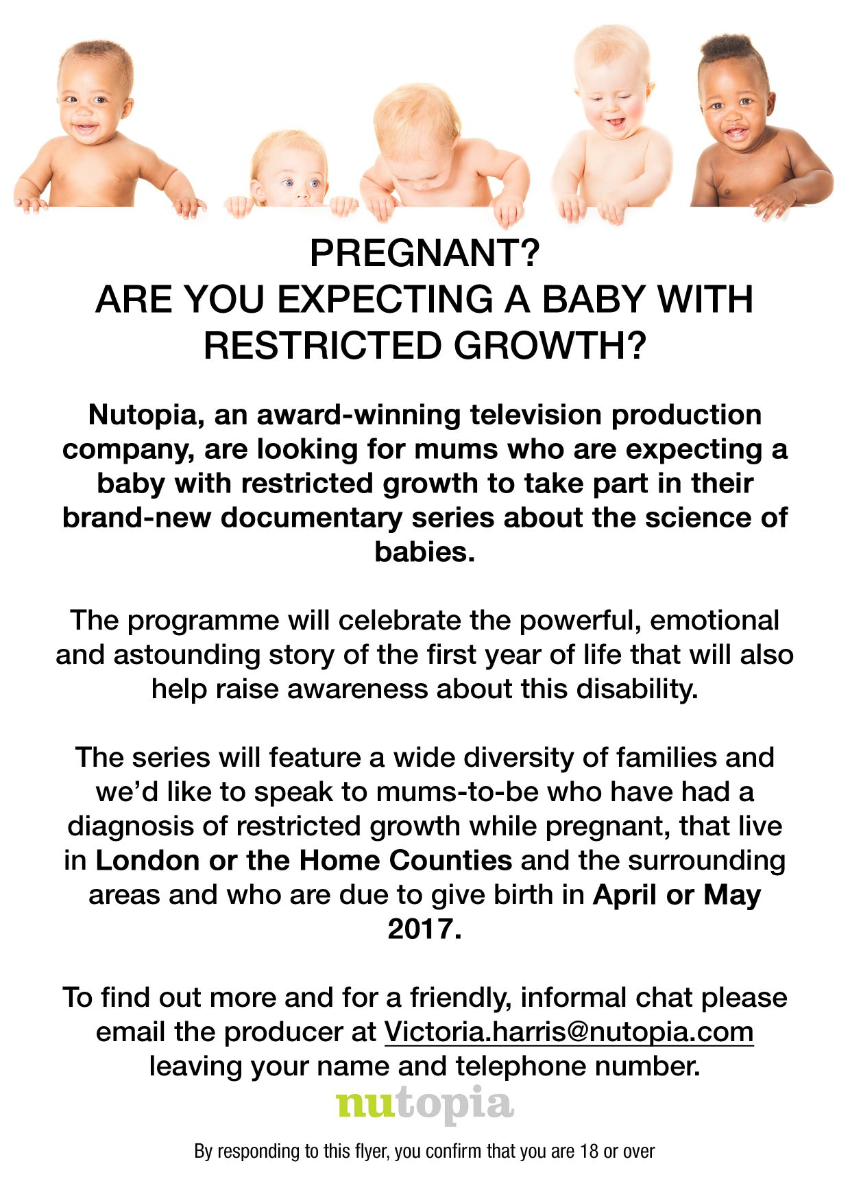 RESTRICTED GROWTH FLYER