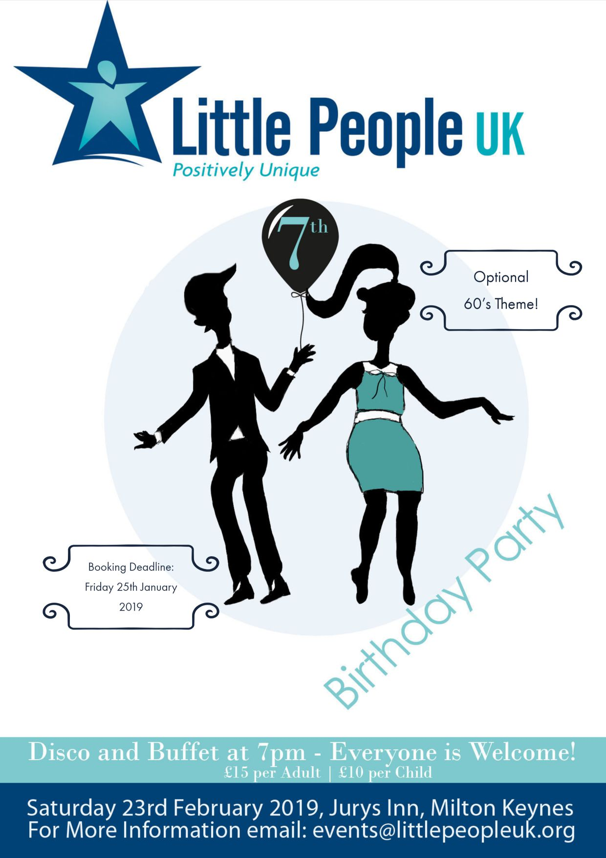 LPUK 7th Birthday Party Event Poster resized