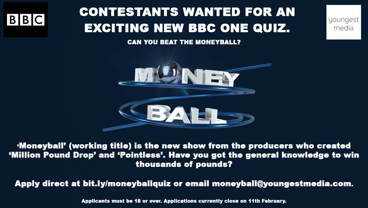 Moneyball flyer