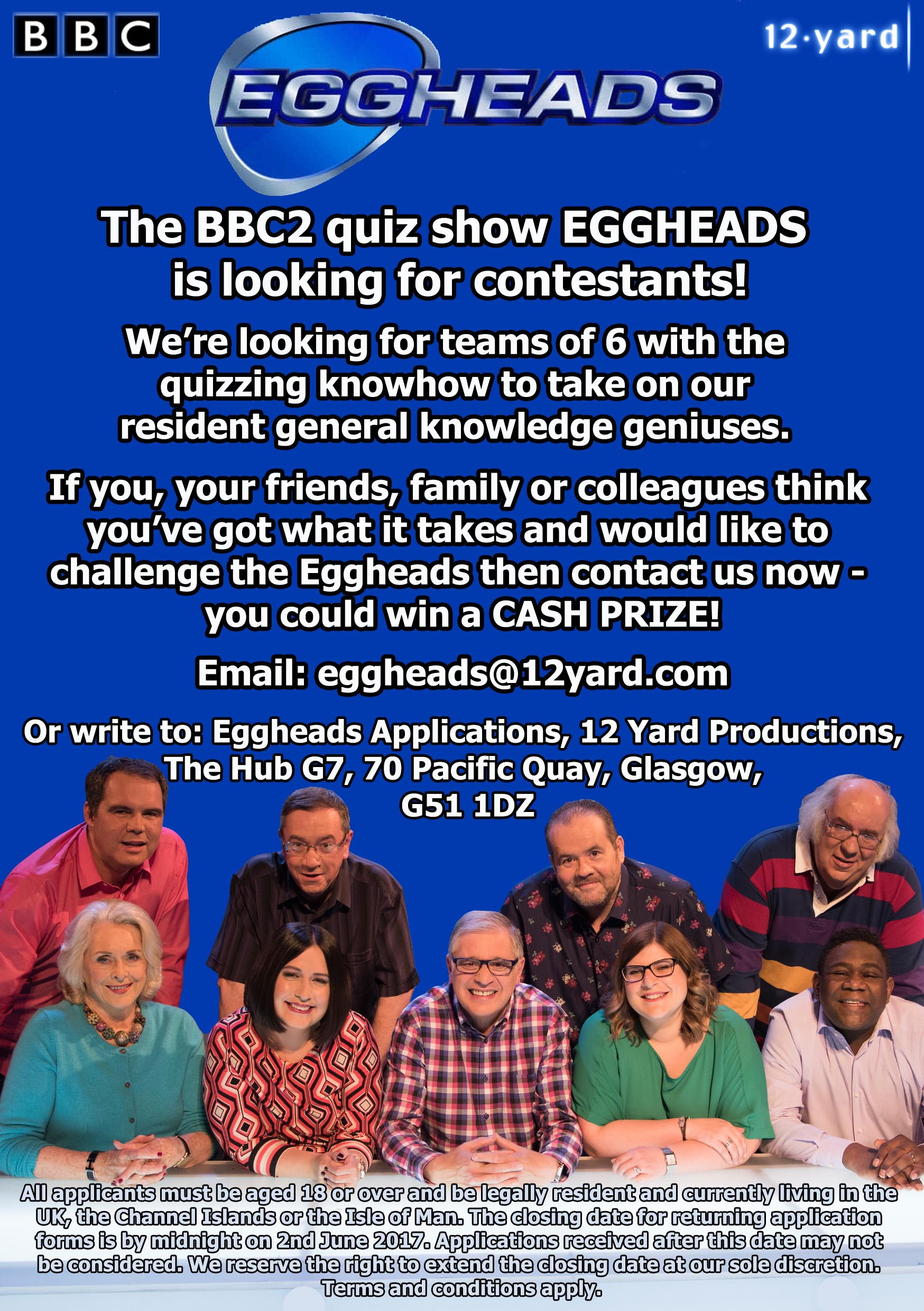 Eggheads Flyer June 2017