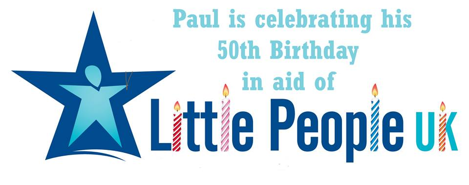 Paul bday logo