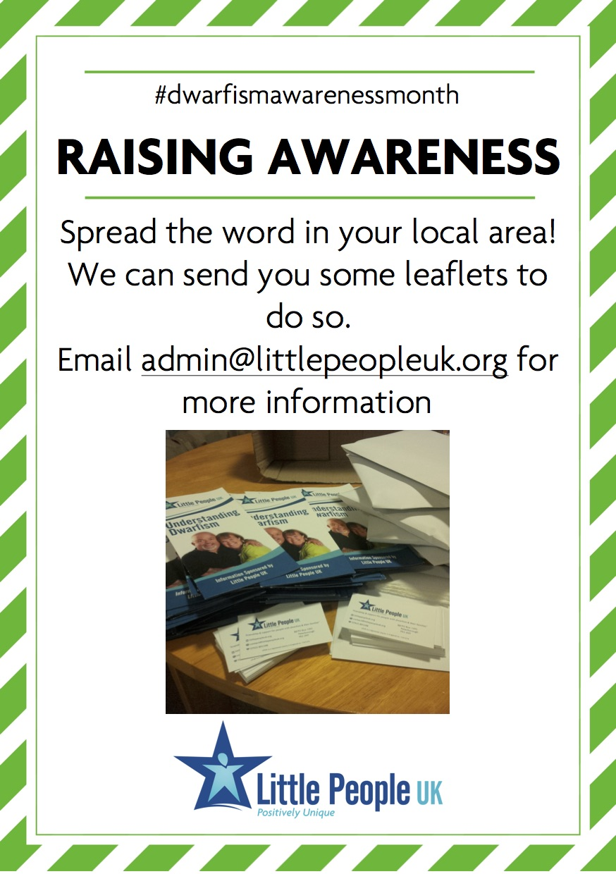 14. DAM 2018 Raising Awareness Leaflets