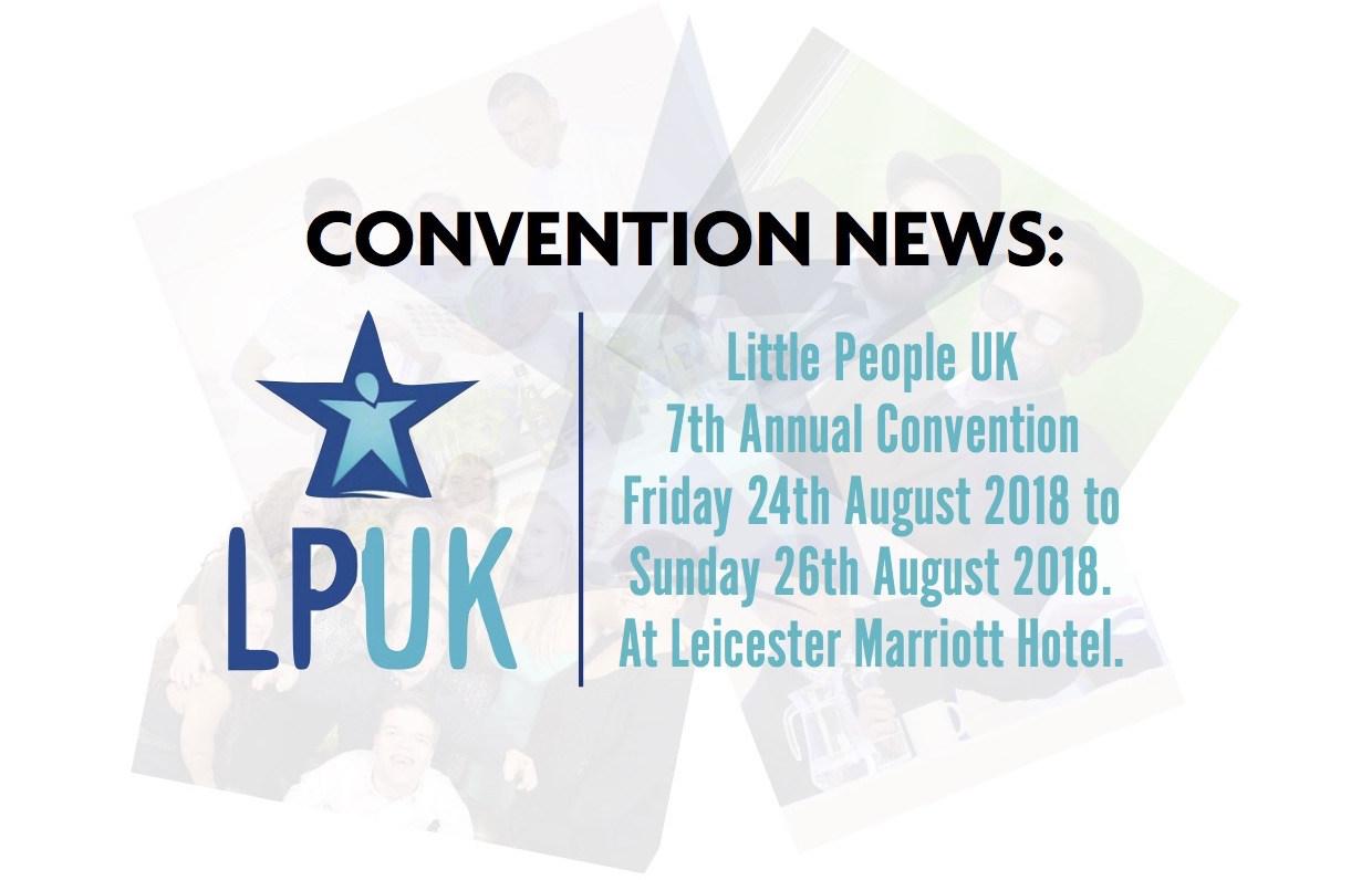 convention location announcement